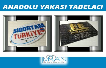 Anadolu Yakası Tabelacı