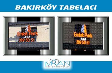 Bakırköy Tabelacı