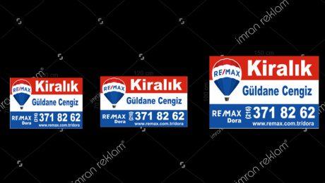 Remax Afişleri Örnekleri
