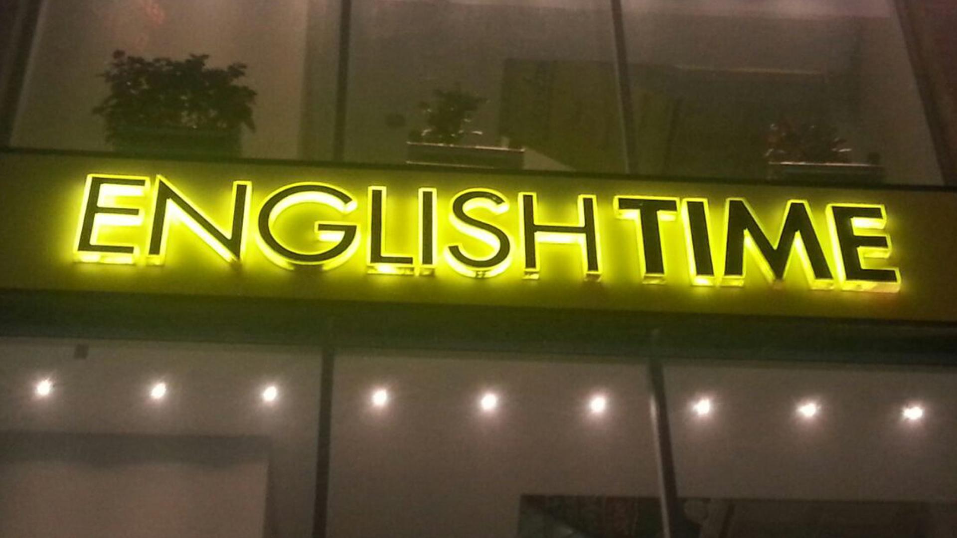 englishtime-tabela